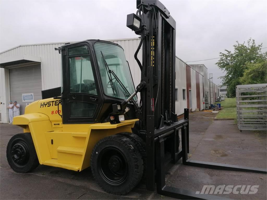 Hyster H8.0FT