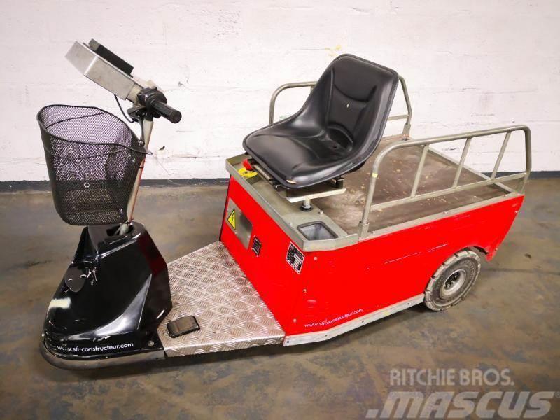 [Other] Autres ST1 850 Tricycle électrique