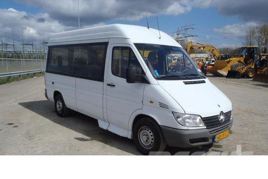 Mercedes-Benz SPRINTER CDI 15 ΘΕΣΕΙΣ