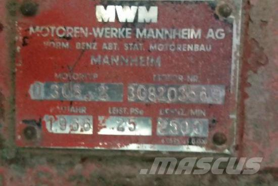 MWM MANNHEIM