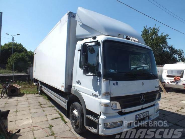 Купить специализированные грузовые автомобили грузовые авто Mercedes ... a930ba6a75c