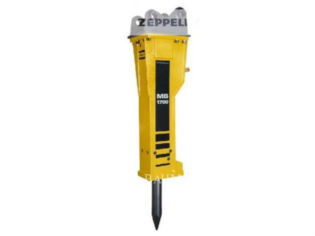 Atlas Copco MB1700 hydr. Hammer