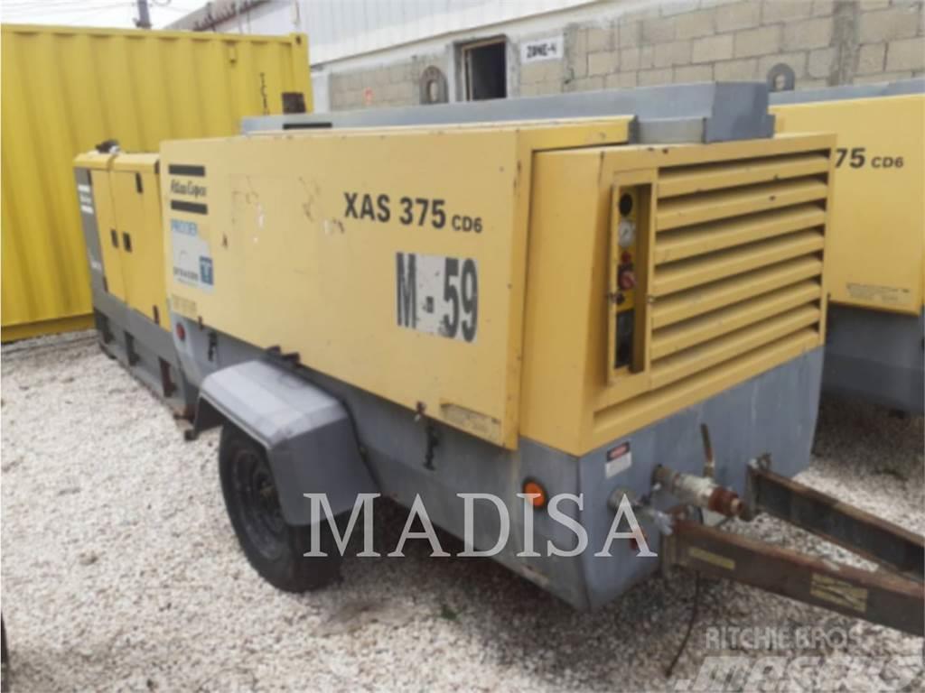 Atlas Copco XAS375