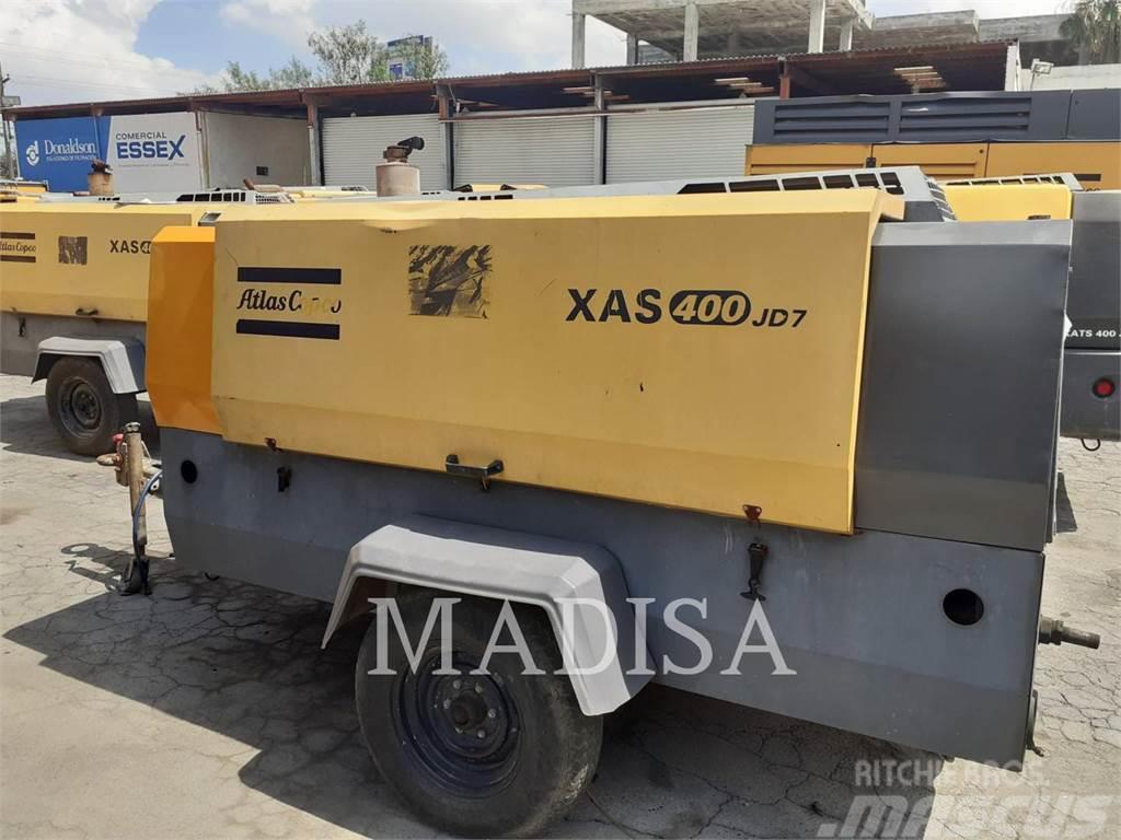 Atlas Copco XAS400 JD