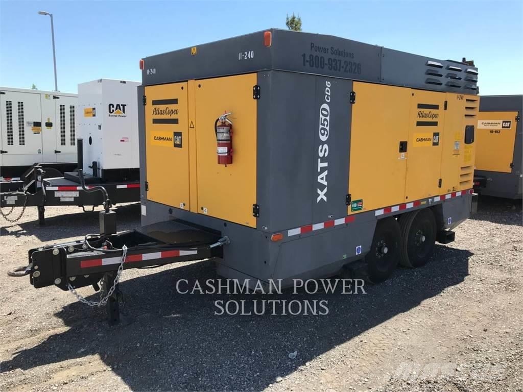 Atlas Copco XATS950CD6