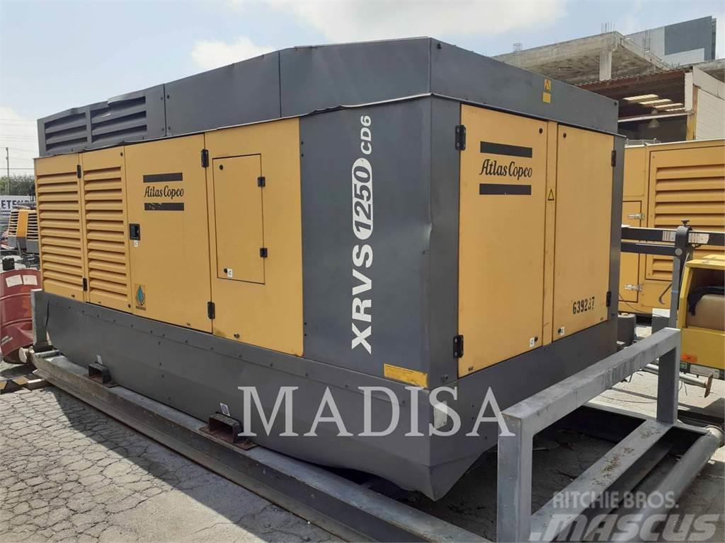 Atlas Copco XRVS1250