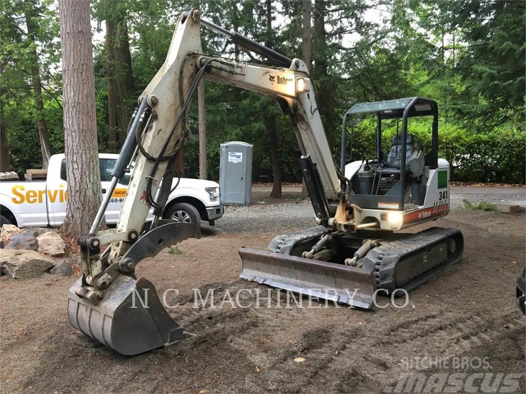 Bobcat 341G