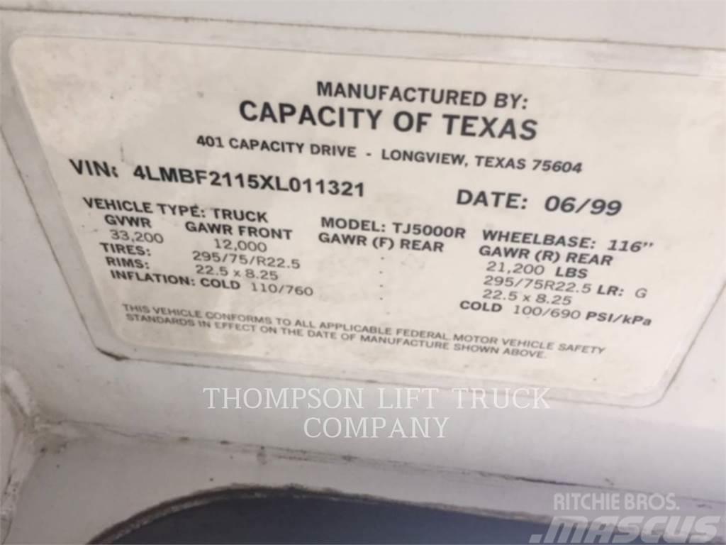 Capacity YARD JOCKEY TJ5000 for sale Atlanta, GA Price ...
