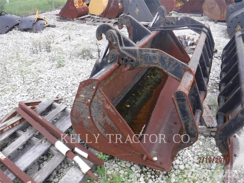 Caterpillar 1.1 CYD MULTI-GRAPPLE BUCKET FOR TELEHANDLERS
