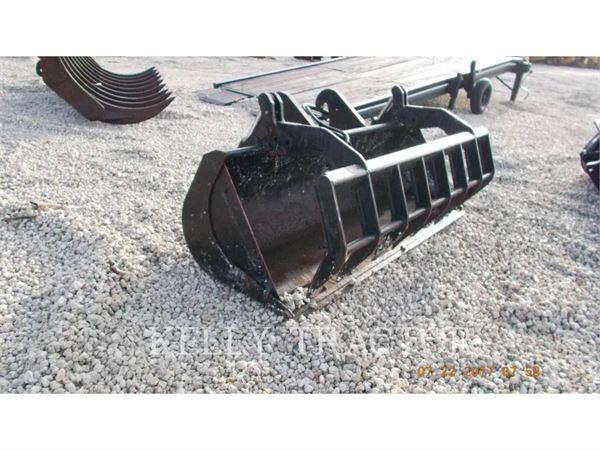 Caterpillar 1.1 CYD MULTI-GRAPPLE BUCKET FOR TELEHANDLER