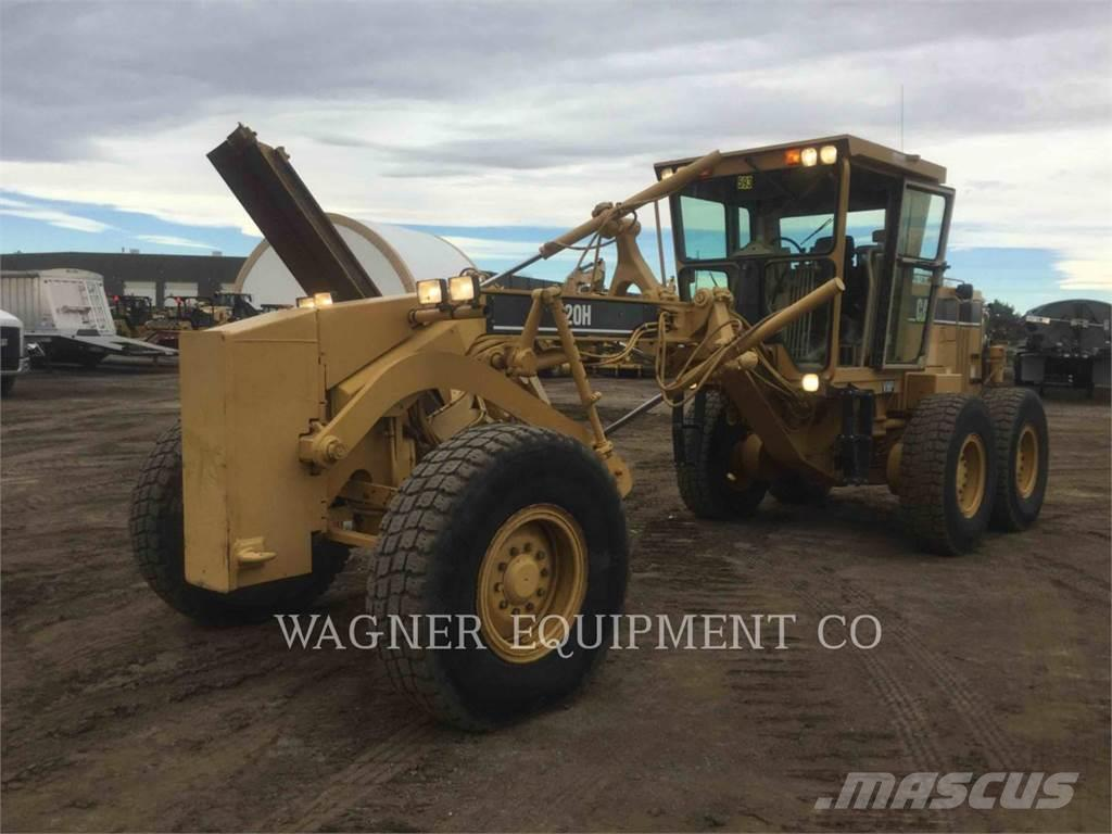 Caterpillar 120HNA