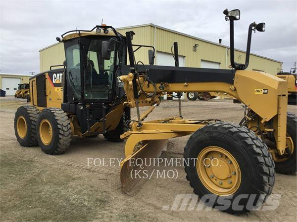 Caterpillar 120MAWD