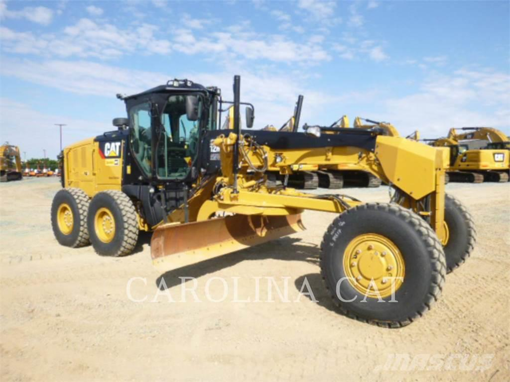 Caterpillar 12M3 AWD