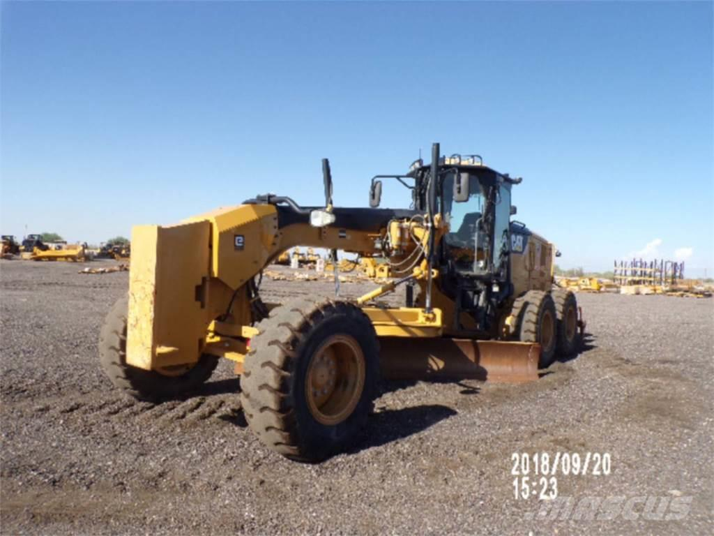 Caterpillar 140M2, 2013, Motor Graders ...