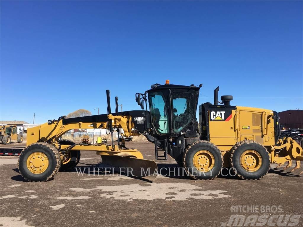 Caterpillar 140M3 AWD