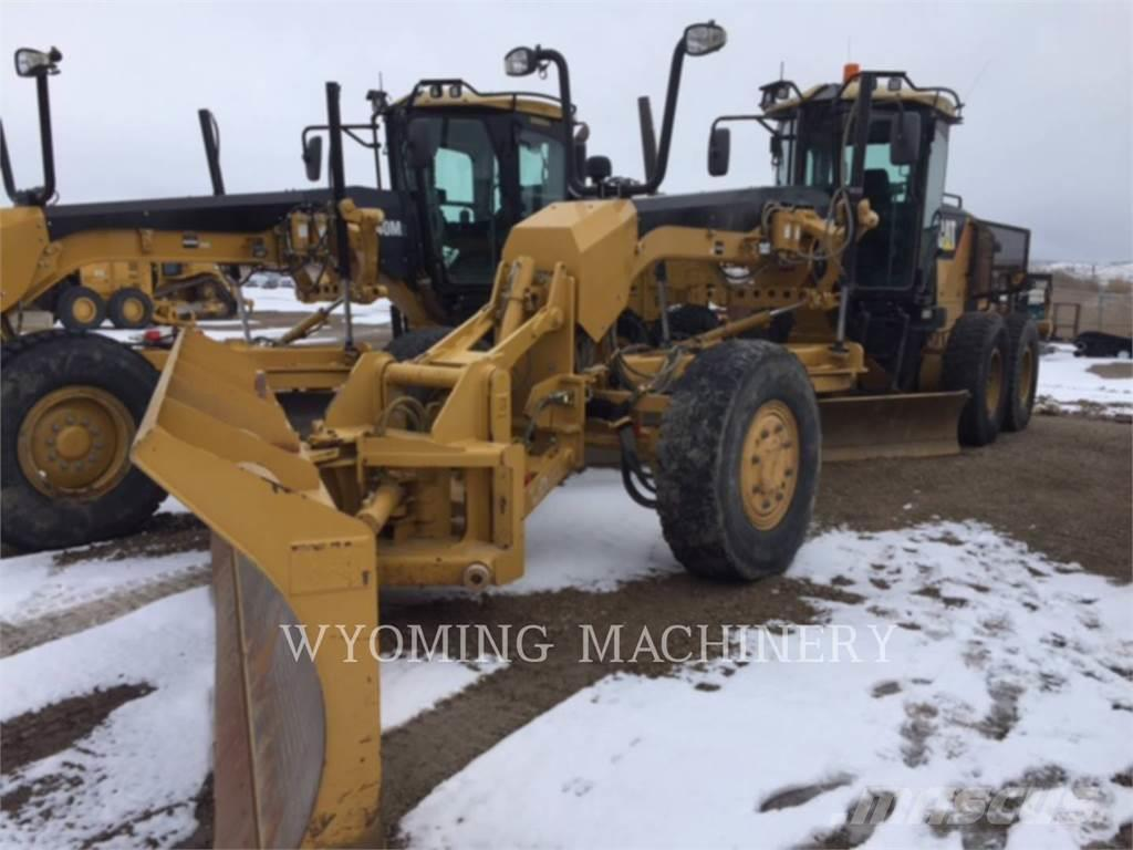 Caterpillar 140MAWD