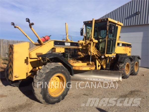 Used Caterpillar 160hna Motor Graders Year 2005 Price