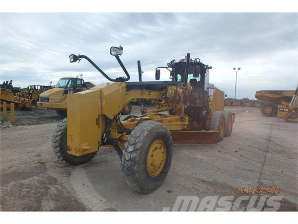 Caterpillar 160M3AWD