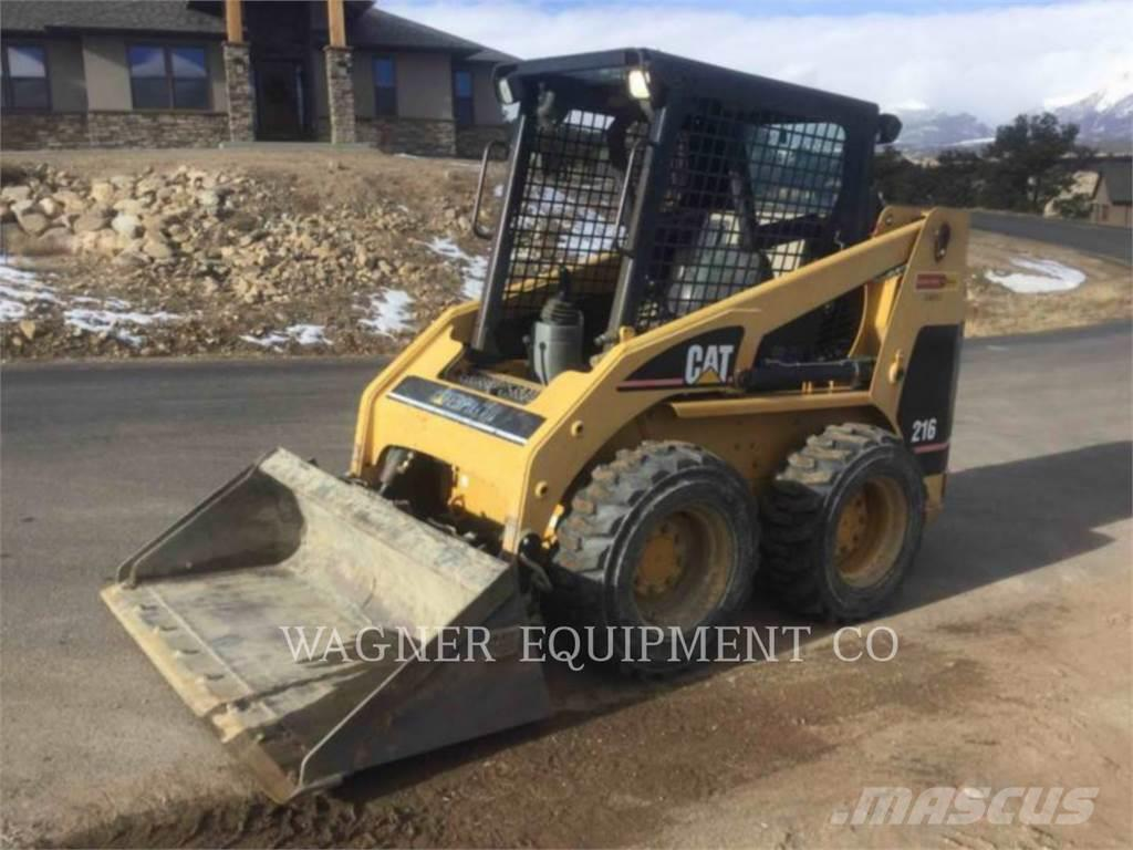 Caterpillar 216 for sale Poncha Spgs, CO , Year: 2001   Used