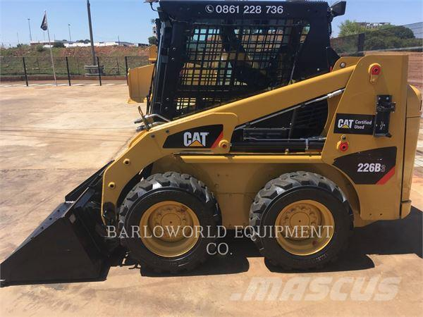 Caterpillar 226B3LRC