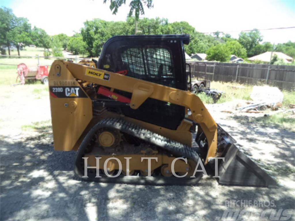 Caterpillar 239D CAB