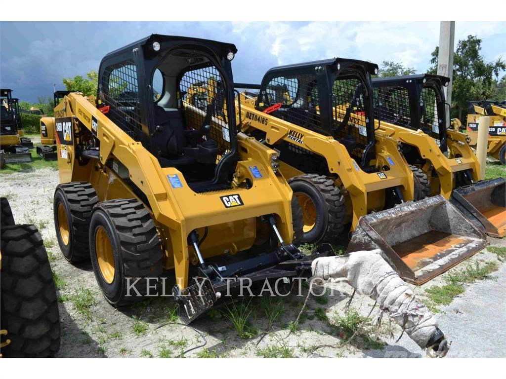Caterpillar 246D , 2018 - Skid steer loaders - Mascus Ireland