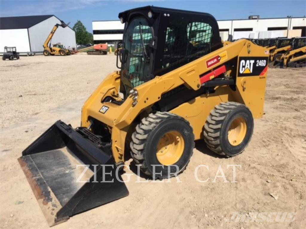 Caterpillar 246DS