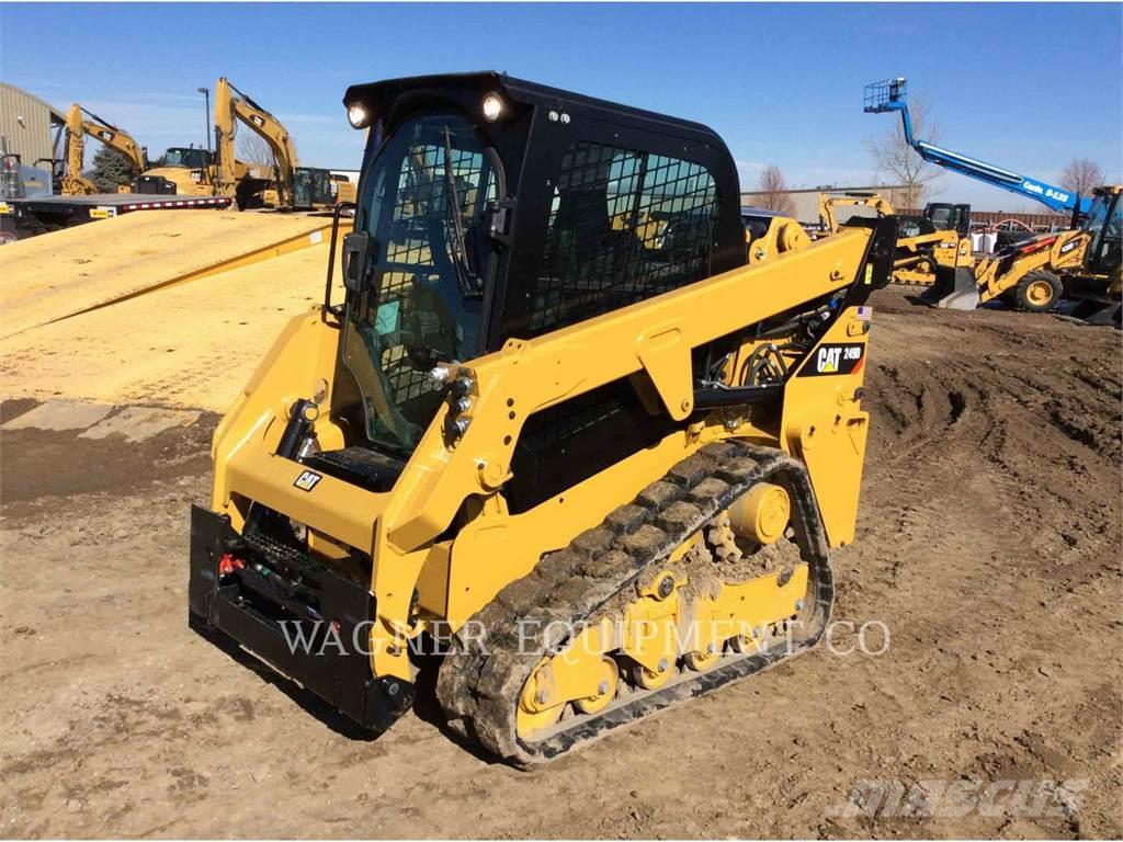 Caterpillar 249d For Sale Windsor Co Price Us 53 500
