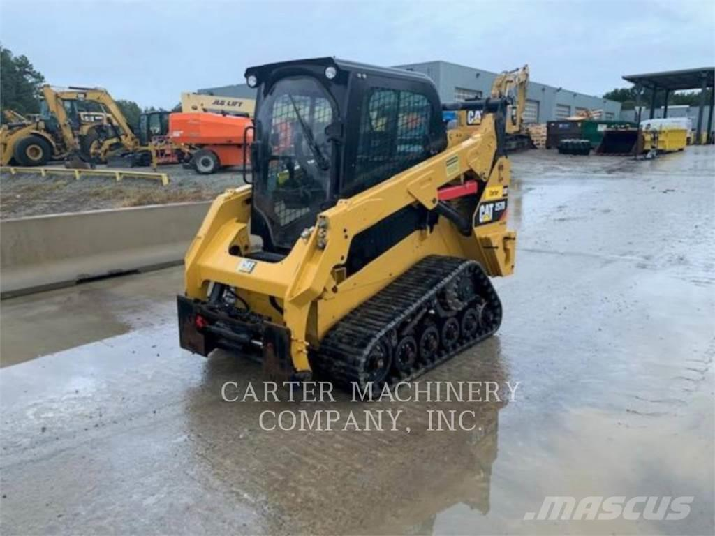 Caterpillar 257D AC