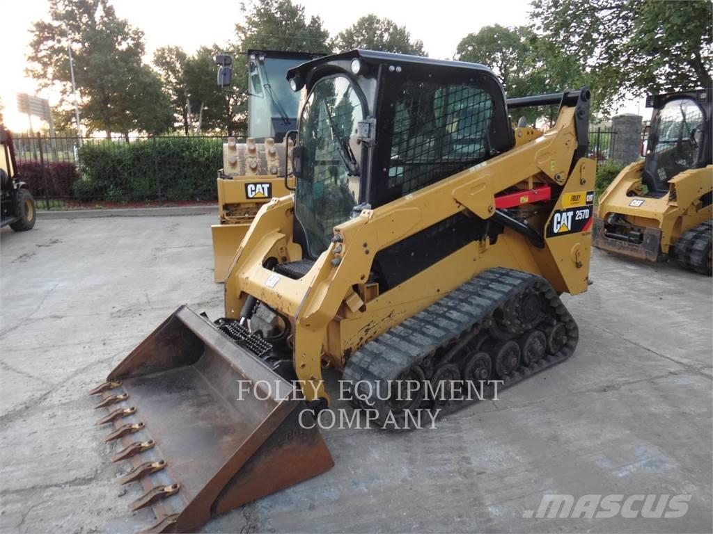 Caterpillar 257DSTD2CA