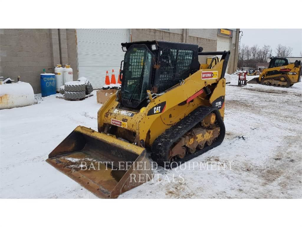 Caterpillar 259 B SERIES 3
