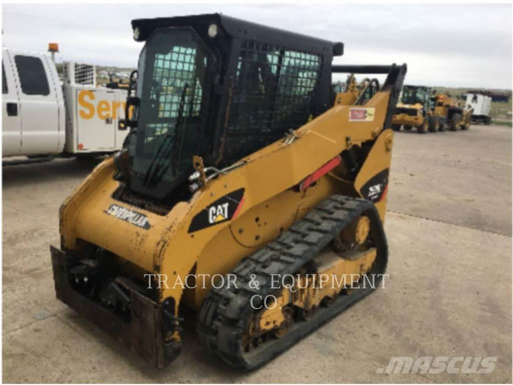 Caterpillar 259B3 CB