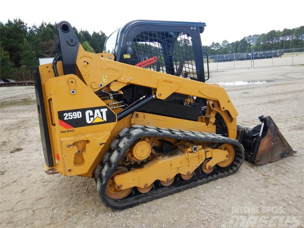 Caterpillar 259D