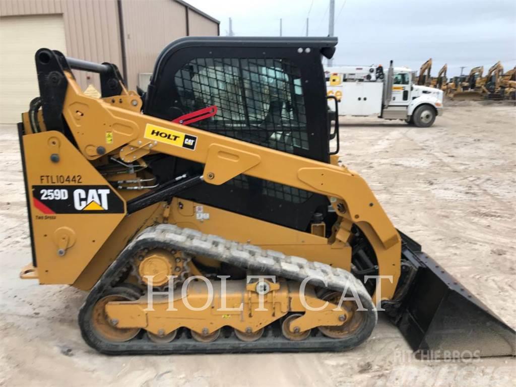 Caterpillar 259D CAB