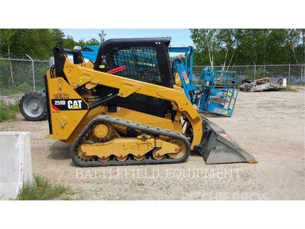 Caterpillar 259DLRC