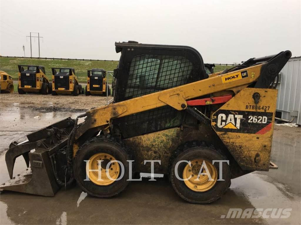 Caterpillar 262D CAB