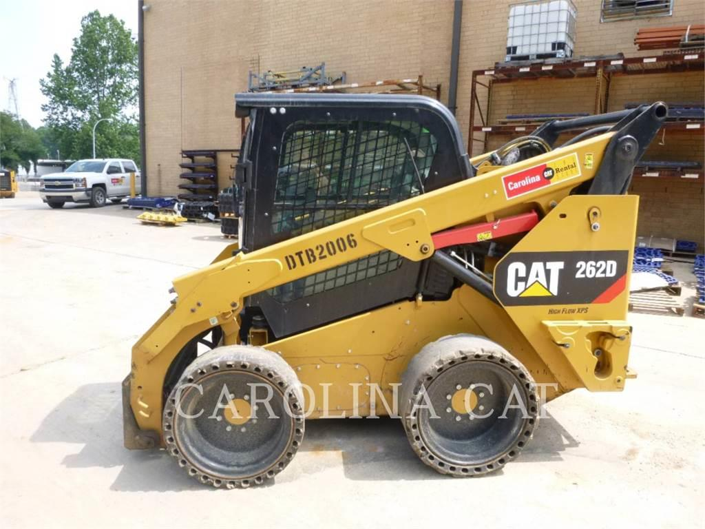 Caterpillar 262D CB HF