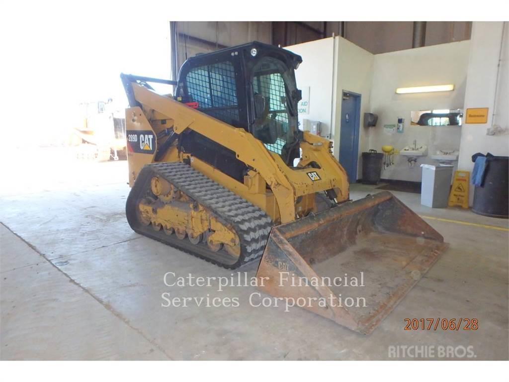 Caterpillar 289D