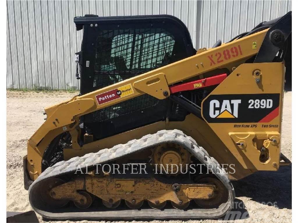 Caterpillar 289D XPS