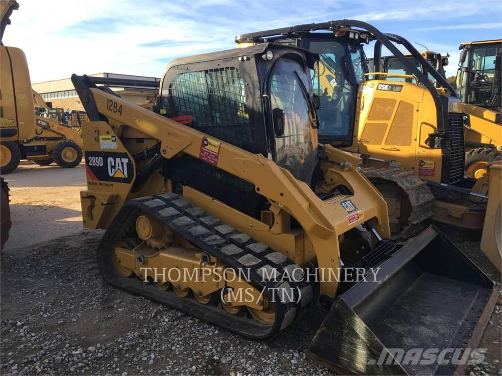 Caterpillar 289DHF