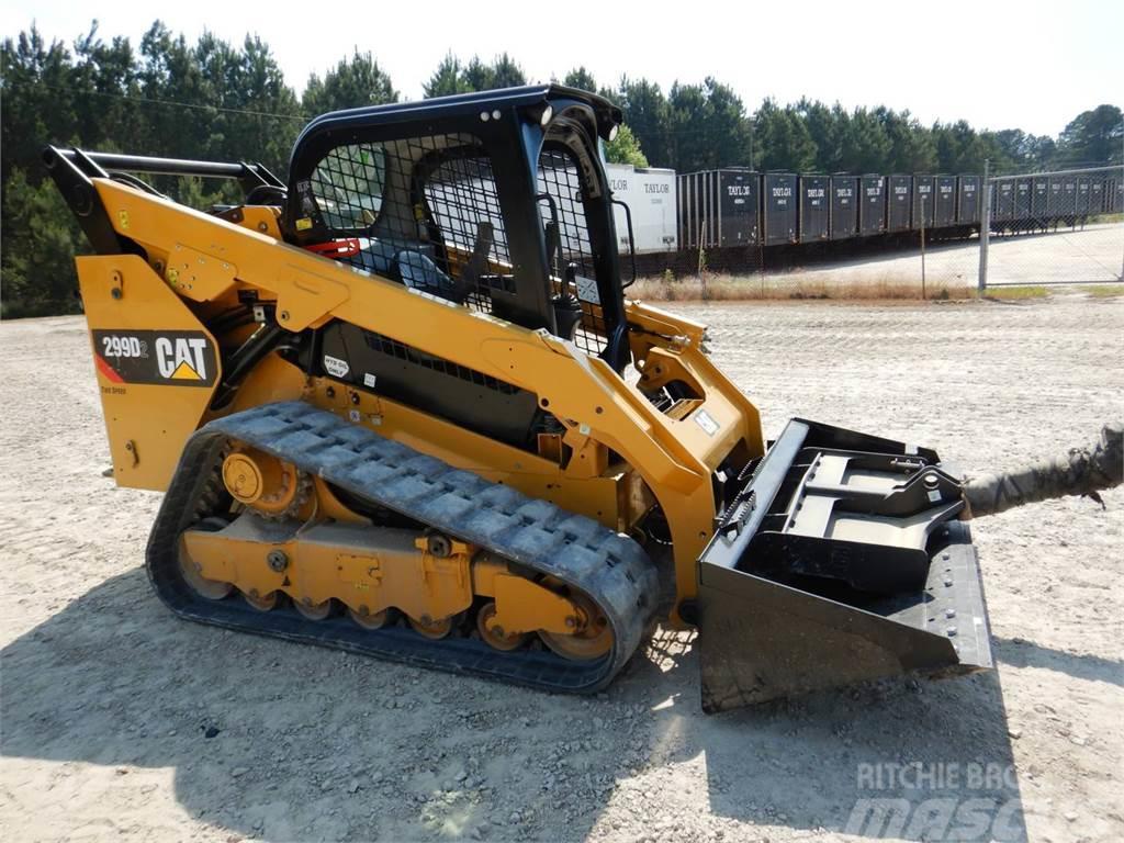 Caterpillar 299 D 2
