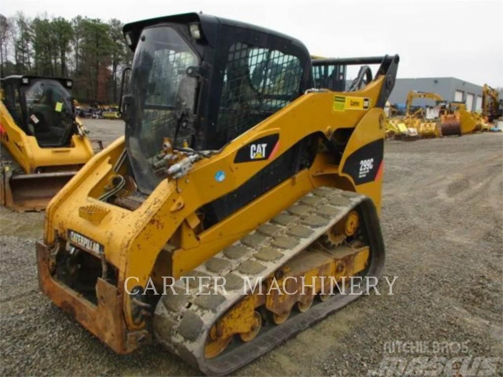 Caterpillar 299C ACHF