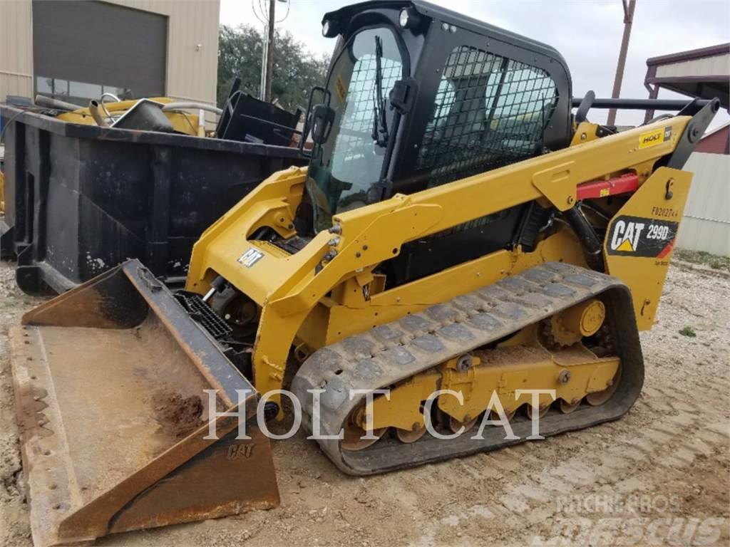 Caterpillar 299D CAB