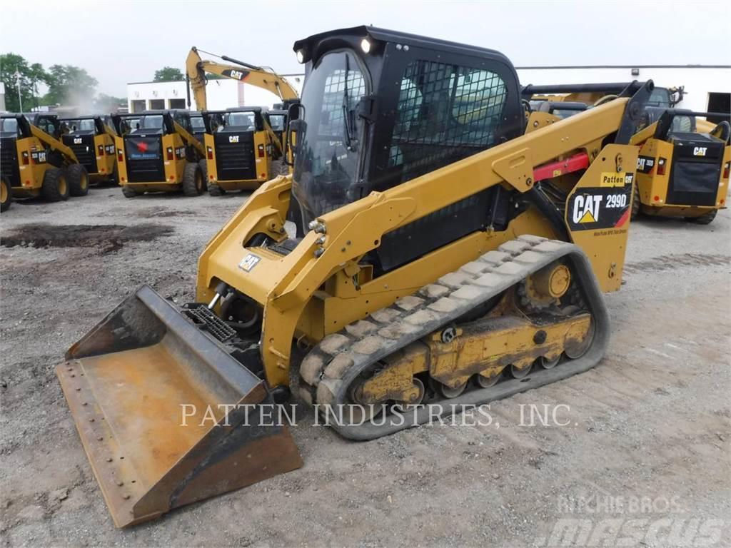 Caterpillar 299D1 AIHX