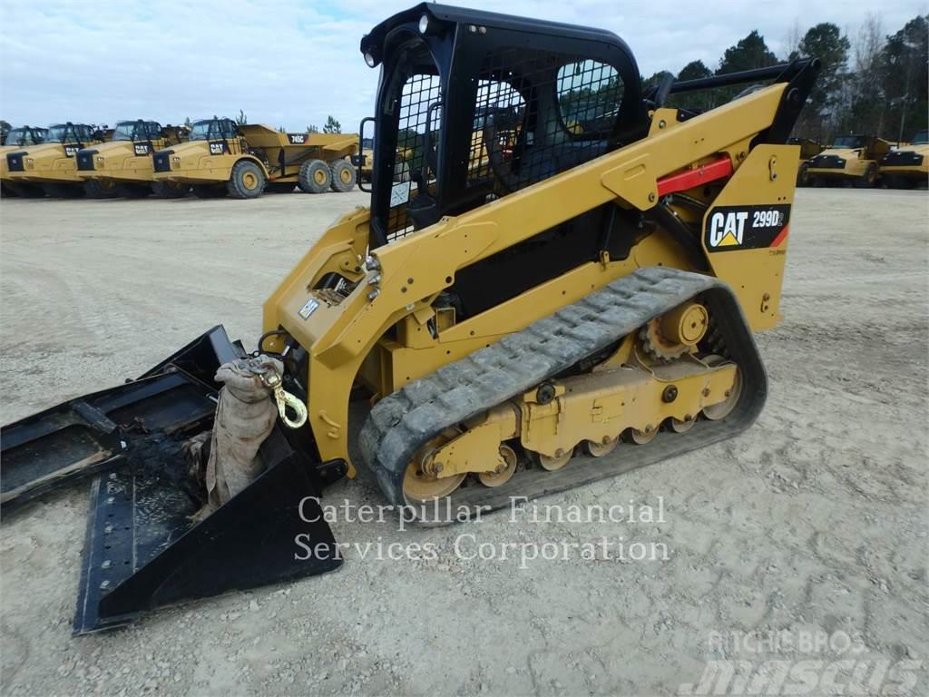 Caterpillar 299D2
