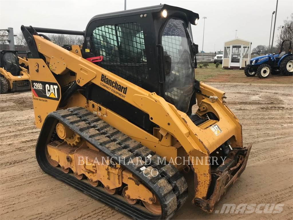 Caterpillar 299D2 AH2
