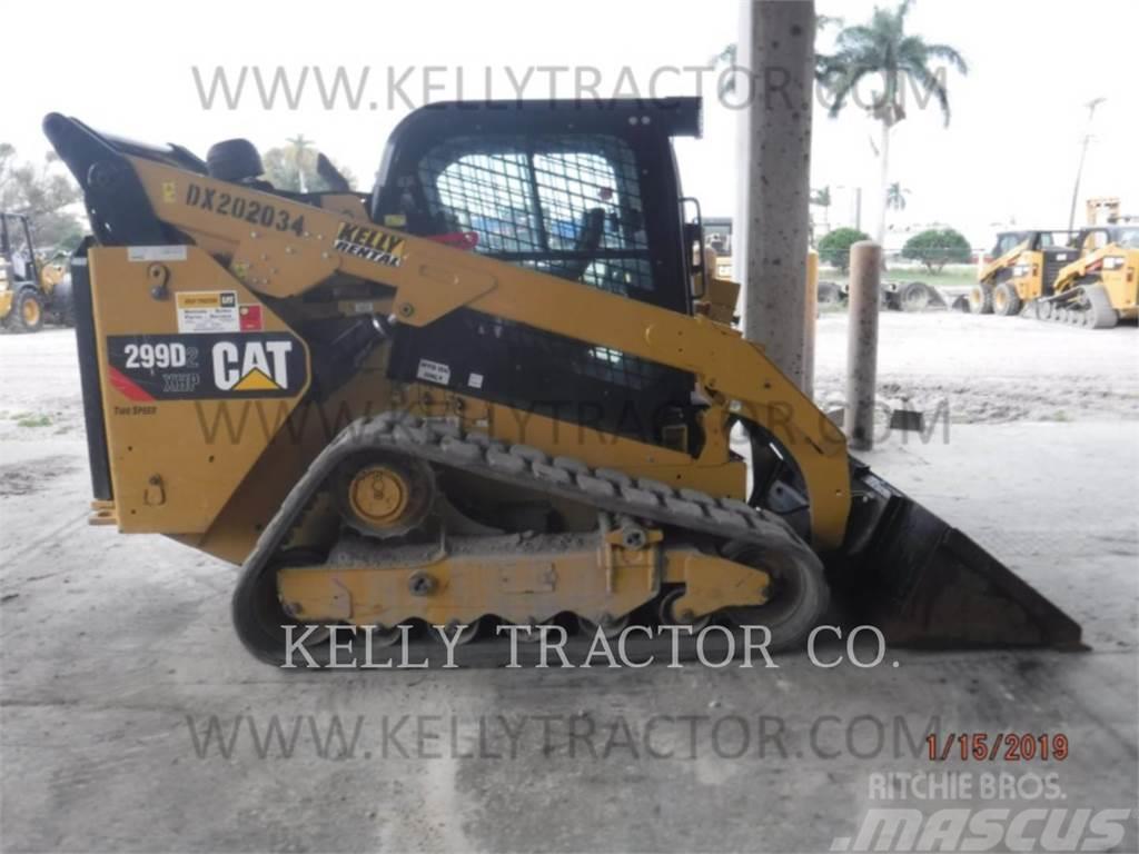 Caterpillar 299D2XHP