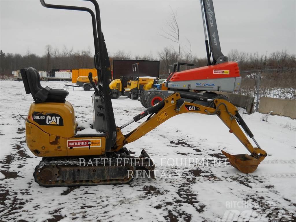 Caterpillar 300.9D