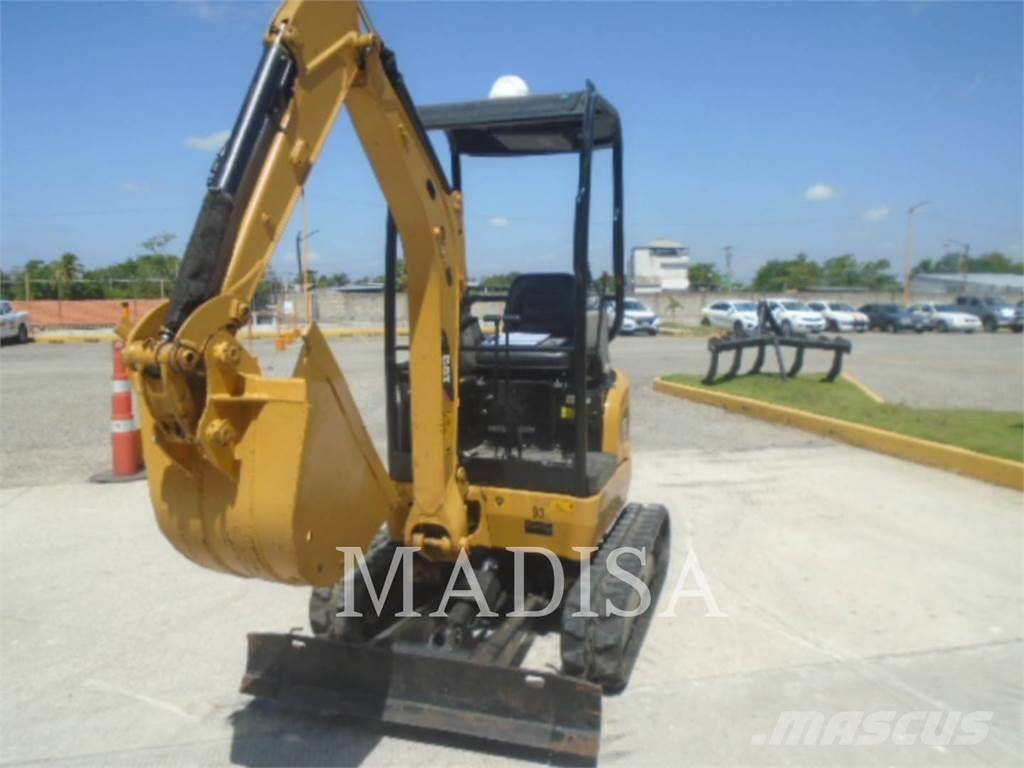 Caterpillar 301.7 D CR