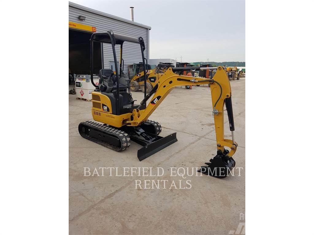 Caterpillar 301.7DCR